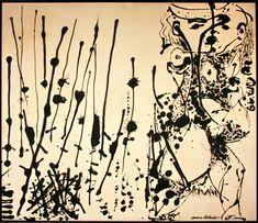 Jackson Pollock 1951