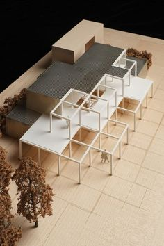Canada Square Pavilion | William Matthews Associates · Architecture  ModelsPavilionAarhusModel ...