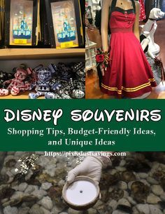 Great budget-friendly Disney World Souvenirs and amazing unique souvenirs to bring home from your Walt Disney World vacation. Plus, general Disney World Shopping Tips. Disney Tips, Disney Vacation
