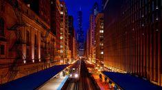 New free stock photo of city people lights - Stock Photo