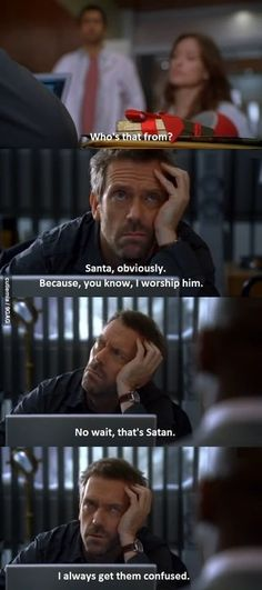 Dr. House- funny