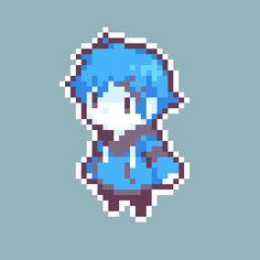 Piskel Art, Pix Art, Game Character Design, Character Design Inspiration, Arte 8 Bits, Anime Pixel Art, Pixel Art Games, Pixel Design, Minecraft Pixel Art