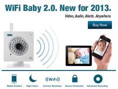WiFi Baby 2.0.  New for 2013.