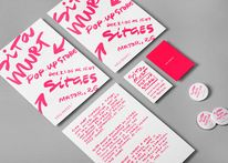 Sita Murt / Identitat Sita Murt Pop Up Store / Moda — Designspiration
