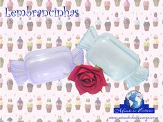 #lembrancinhas #baleiro #Cores Acesse http://www.mundodasessencias.com/loja2/index.php/lembrancinhas.html