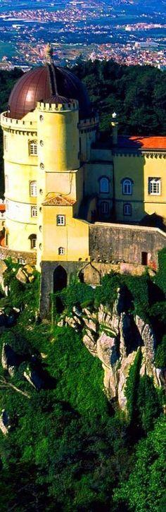Pena Palace ~ UNESCO World Heritage Site ~ Sintra | Portugal