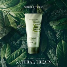 Nature Republic Post on Behance Creative Advertising, Advertising Design, Lush Products, Skin Products, Beauty Products, Natural Beauty Remedies, Organic Beauty, Organic Makeup, Nature Republic