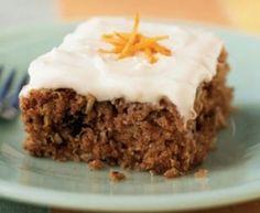 Frosting voor carrot cake