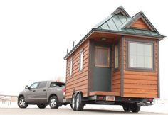 Tiny House on Wheels: Blue Sky Model