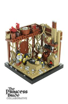 LEGO Princess Bride | The Escapist