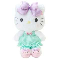 Hello Kitty Plush Doll Girly Room SANRIO JAPAN-01