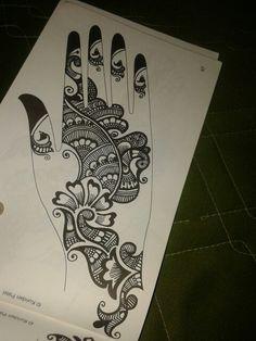 Indo- Arabic Arabian Mehndi Design, Palm Mehndi Design, Simple Arabic Mehndi Designs, Full Hand Mehndi Designs, Mehndi Design Pictures, Bridal Henna Designs, Dulhan Mehndi Designs, Mehndi Art Designs, Mehndi Patterns