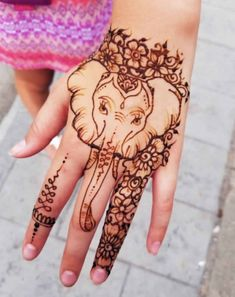 + Ideas for Mehndi - The Gorgeous Indian Henna Tattoo Art - - Learn about the origins of the lovely henna tattoo, and marvel at its many pretty designs! We have lots of information + 110 examples of this stunning art! Henna Tattoo Designs Simple, Beautiful Henna Designs, Mehndi Art Designs, Latest Mehndi Designs, Mehndi Designs For Hands, Pretty Designs, Henna Designs Arm, Indian Henna Designs, Henna Flower Designs