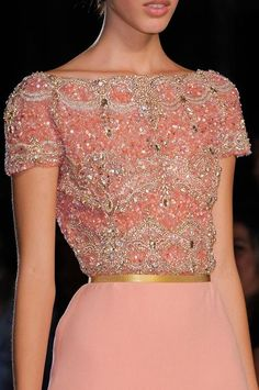 justtheclothes:    Elie Saab Couture AW12/13