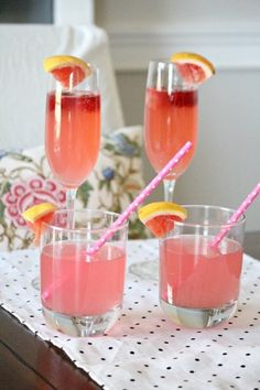 How to throw a sip and see party: food and drink recipes | BabyCenter Blog