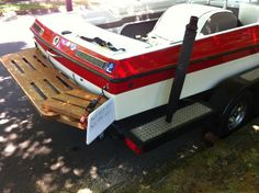 """So I made my own surf gate following the same design that the guy on the centurion forum did, the """"teak gate,""""..... holy crap, this thing worked like a char..."""