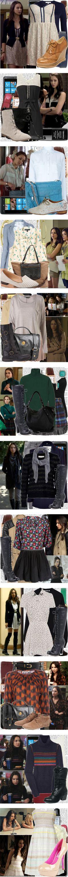pll style I (spencer) by vitaetamor liked on Polyvore http://felisa.uk/