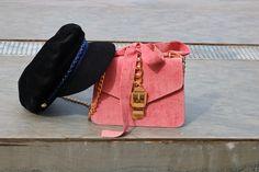 @zaful #maylovefashion #details #hat #bag #pink