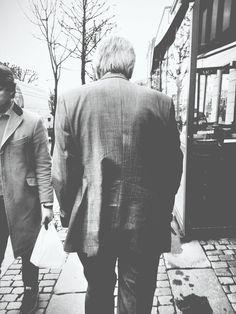 Man in suit - Sweden.   www.karimtaib.com