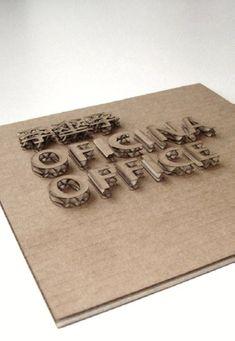 Cardboard Signage System Spanish pavillion Shanghai World Expo14
