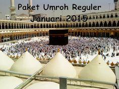 Paket Umroh Plus Turki: Paket Umroh Reguler Januari 2015