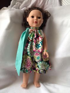 Doll Clothes - Paige Romper- $15