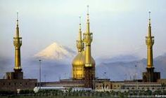 "Résultat de recherche d'images pour ""العتبات المقدسة في ايران"""