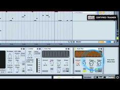 Ableton bass tutorial: gate & stutter FX & turntable tape stop