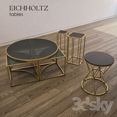EICHHOLTZ tables