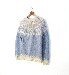 Nordic wool ICE HOTEL sweater