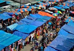 Indonesian market