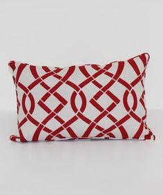 Another great find on #zulily! Empire Cherry Throw Pillow by Brentwood Originals #zulilyfinds
