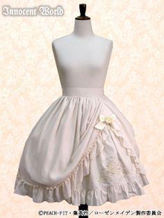 Innocent world x Rozen maiden Kirakisho Skirt