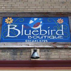 Bluebird Boutique - Gunnison, CO #colorado #GunnisonCO #shoplocal #localCO
