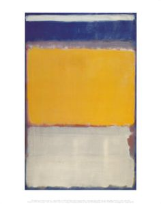 Number 10, 1950 Prints by Mark Rothko at AllPosters.com