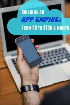 Building an App Empire: From $0 to $70k a Month