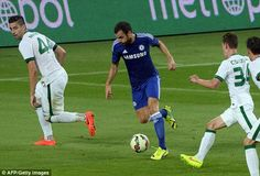 Fabregas can replace Lampard in Chelsea's midfield, insists Mourinho