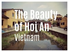 One of my favorite places in Southeast Asia is Vietnam - a country that most people outside Asia usually associate with only one thing. The Vietnam War. Hoi An, Vietnam War, Southeast Asia, Country, Places, Travel, Beauty, Trips, Rural Area