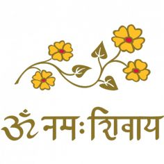 Image result for om namah shivaya sanskrit