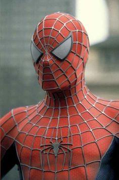 Spiderman Sam Raimi, Spiderman 2002, Spiderman Movie, Amazing Spiderman, Batman, Marvel Dc, Marvel Comics, Spider Man Trilogy, Spectacular Spider Man