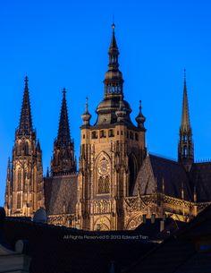 St Vitus, Prague 1 Czech Republic