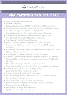 7 Best capstone images in 2017   Capstone project ideas