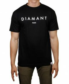 Diamond Supply Co. - Diamant Paris T-Shirt - $32