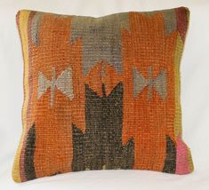Cane & Camilla is an online boutique based in Wilmington, NC offering globally inspired handbags and accessories. Kilim Pillows, Kilim Rugs, Throw Pillows, Carpet Runner, Pillow Covers, Deco, Design, Living Rooms, Art