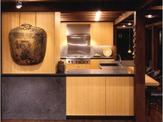 diy asian theme kitchen   Japanese-Kitchen