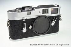 Leica M4 35mm Rangefinder Film Camera Body Excellent+ #Leica