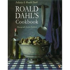 Roald Dahl Cookbook (via Julia's Bookbag)
