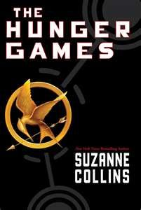 Hunger Games by Suzanne Collins...Katniss must survive and win the Hunger Games, killing 23 other kids to do so.