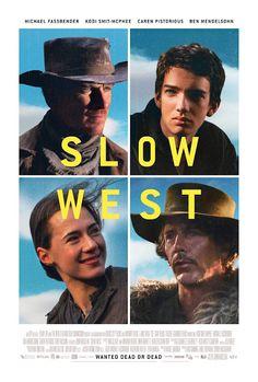 CCL - Cinema, Café e Livros: Slow West - Crítica