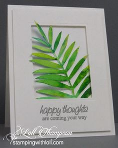 Today is my dear friend Christine's birthday! Hope you are having a wonderful day Christine!!   This card is another experiment with...